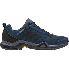 adidas TERREX AX3 Hiking Shoes Lightweight Men, legend marine/core black/onix